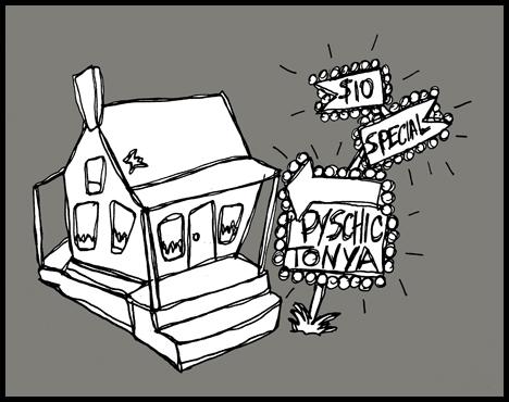 Psychic-Tonya