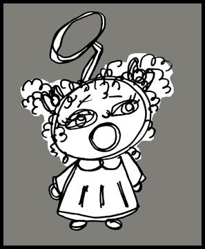 choir-girl
